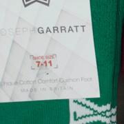 sock-green